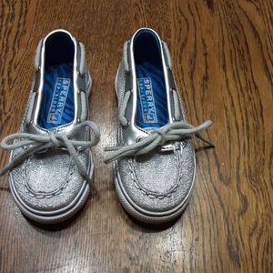 Baby girls Sperry shoes 7m. $ 17.00 # 1599